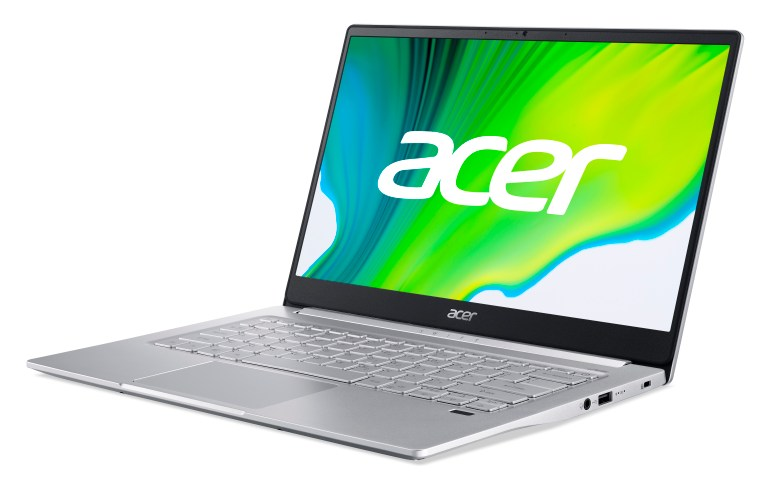 Acer updates Swift 3 and Swift 5 laptops with 11th Gen Intel processors